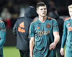 """""""Voorhoede met drie dertigers ook niet de beste reclame voor Ajax"""""""