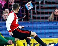 VIDEO: Jeugdspelers helpen Feyenoord naar fraaie 4-0 tegen ADO