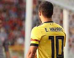 Eden Hazard mist één speler in het bijzonder bij Belgische WK-selectie