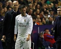 EK in gevaar voor Hazard: 'Ik maak me zorgen'