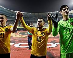 Eden Hazard ontkent geruchten over transfer naar Real Madrid
