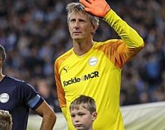 """Van der Sar onthult: """"Ik had twee andere opties"""""""