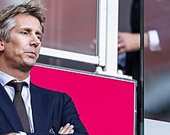 """Van der Sar blikt terug: """"Sportief weinig lichtpuntjes"""""""