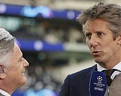 """Van der Sar: """"We zullen zien of ik vier jaar zal blijven"""""""