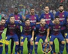 'Dit vijftal moet vertrekken bij FC Barcelona voor komst grote ster'
