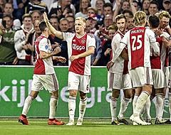 Overwinning op Vitesse brengt Ajax dichter bij kampioenschap