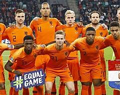 'Oranje met opvallende opstelling tegen Noord-Ieren'