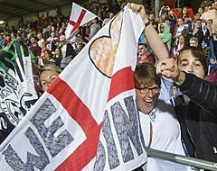 Engelse fans zorgen voor 'wat onrust' in Amsterdam