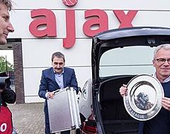 'Ajax ondanks negatief advies solidair met KNVB'