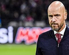"""Ten Hag spreekt zich uit bij Ajax: """"We moeten dat vergeten"""""""