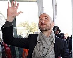 Ajax-trainer Ten Hag spreekt van 'twee breekpunten'