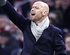 'Ajax-speler neemt Ten Hag niet meer serieus'