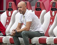 'Twijfelende Ten Hag krijgt ferme reactie van Ajax'
