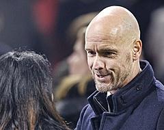 'Ten Hag gooit Ajacied uit elftal naar aanleiding van Ajax-Real'