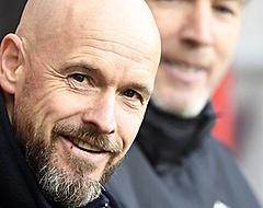 'Ten Hag frustreert supporters met opstelling Ajax tegen AZ'