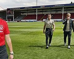 'Ajax krijgt duidelijke waarschuwing na transferpoging'