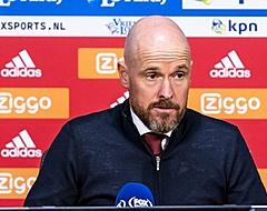 'Ten Hag kiest opstelling Ajax: vervanger Ziyech bekend'
