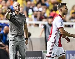 """Ajax-fans eisen ingreep van Ten Hag: """"Waar wacht je op?"""""""
