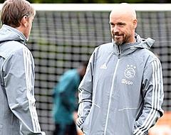 """Ten Hag: """"Ajax is voor Feyenoord de rode lap voor een stier"""""""