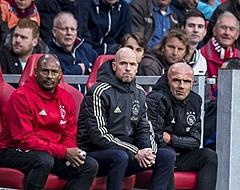 'Positie Erik ten Hag bij Ajax wankelt nu al weer'