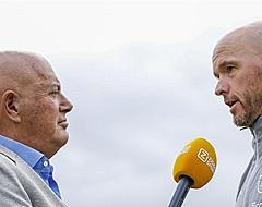 Van Gelder deelt sneer uit in Ajax-discussie: 'Hij niet'