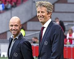 Edwin van der Sar kondigt Ajax-investering van 60 miljoen euro aan