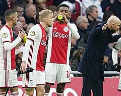 <strong>Opstelling Ajax tegen Spakenburg: behoorlijke 'fantasie-opstelling'</strong>