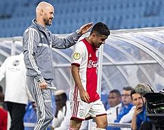 """Ünüvar zag transfer niet zitten: """"Er was interesse, maar wilde bij Ajax blijven"""""""