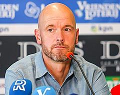 Ten Hag doet transferbelofte aan Ajax-supporters