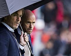 Ajax beloont assistent Ten Hag met nieuw contract
