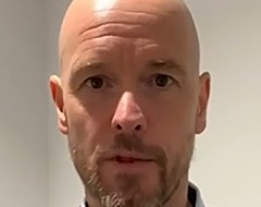 "Hilariteit om 'gênant' filmpje Ten Hag: ""Vraagt Ajax hem dit echt om te doen?"""