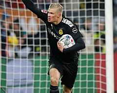 Waanzinnig: Haland debuteert met hattrick als invaller bij Borussia Dortmund