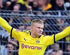 Erling Haaland wint prijs Bundesliga