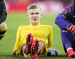 Dortmund komt met slecht nieuws over Haaland en teamgenoot