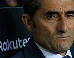 'Valverde voelt weinig steun en dreigt Barcelona met vertrek'