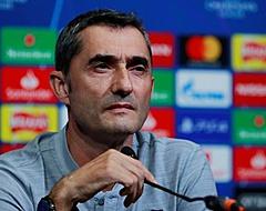 Valverde laat zich uit over De Jong en Barça-middenveld