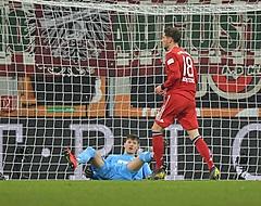 Bayern wint na pijnlijke start, Juventus soeverein