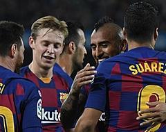 Barcelona heeft vierde zomeraanwinst zo goed als beet: 'Volste vertrouwen in'