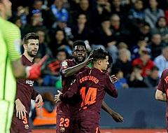 'Barcelona gaat werk maken van Ajacied: opvolger Busquets'