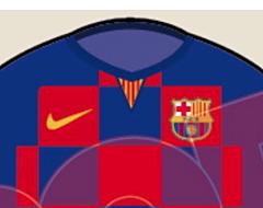 'Bizar nieuw Barcelona-shirt in de maak: bestuur al akkoord'