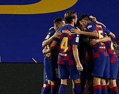'FC Barcelona biedt zeventig miljoen plus Júnior Firpo'