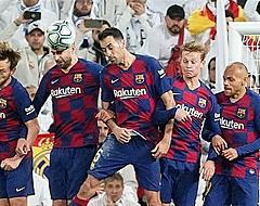 'Barcelona denkt aan opmerkelijke Spurs-dubbelslag'