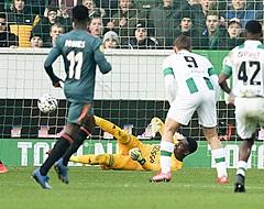 Ajax verliest zonder Onana en Ziyech bij FC Groningen
