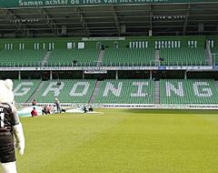Ook contractnieuws vanuit Groningen: jonge keeper verlengt, afscheid van tweetal