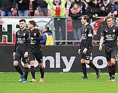 """Hevige teleurstelling bij Twente: """"Die bal moet gewoon het stadion uit"""""""