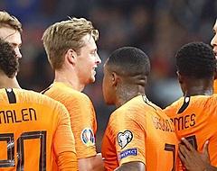 'Goed nieuws voor Eredivisie-speler door worsteling Oranje'