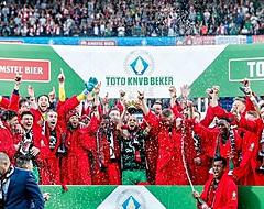 """Feyenoorder over toekomst: """"Het is wel de bedoeling ja"""""""