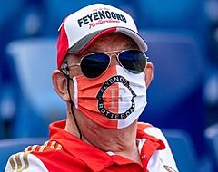 Feyenoord-fans denken te weten wie de speler met corona is
