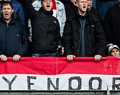Feyenoord-fans woedend om werkelijk bizar verbod