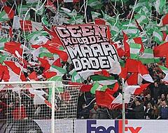 Feyenoord over eigen fans: 'We zijn overdonderd door hun reactie'